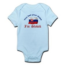 Slovak Dupa 2 Infant Bodysuit