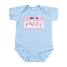 Cuddle Bug Infant Creeper (pink)