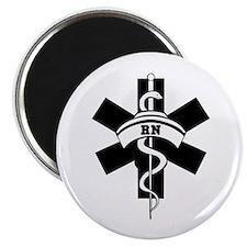 """RN Nurses Medical 2.25"""" Magnet (10 pack)"""
