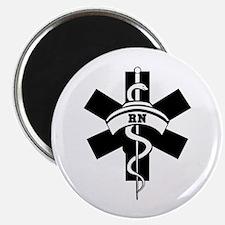 """RN Nurses Medical 2.25"""" Magnet (100 pack)"""