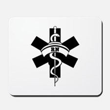 RN Nurses Medical Mousepad
