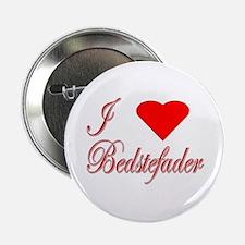 I Love Bedstefader Button