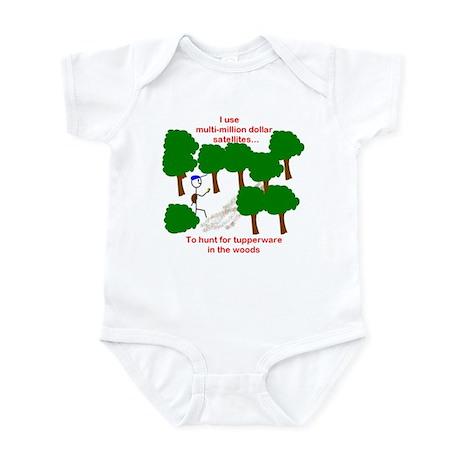 Geocaching Infant Bodysuit