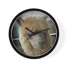 KSC Alpaca themed Wall Clock
