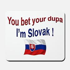 Slovak Dupa 3 Mousepad
