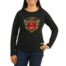 Number One Turkish Aunt T-Shirt