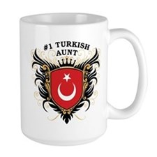 Number One Turkish Aunt Mug