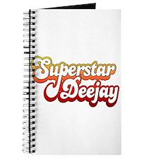 SuperStar DeeJay Journal
