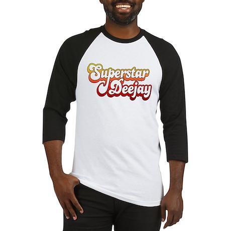 SuperStar DeeJay Baseball Jersey