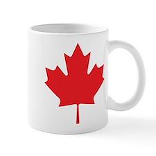 Canadian Maple Leaf Small Mugs