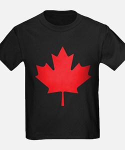 Canadian Maple Leaf T