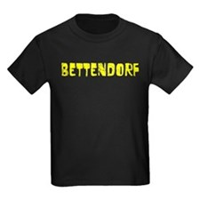Bettendorf Faded (Gold) T