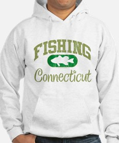 FISHING CONNECTICUT Hoodie