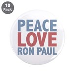 Peace Love Ron Paul 3.5