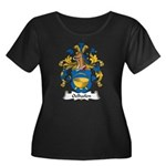 Oelhafen Family Crest Women's Plus Size Scoop Neck