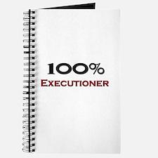 100 Percent Executioner Journal