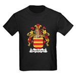 Odenkirchen Family Crest Kids Dark T-Shirt