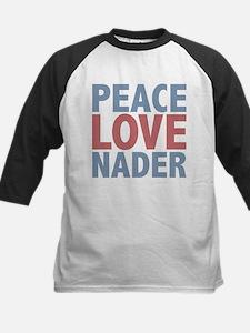 Peace Love Ralph Nader Tee