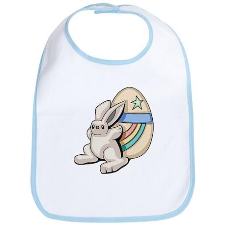 Super Easter Bunny Bib