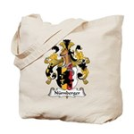 Nurnberger Family Crest Tote Bag
