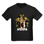 Nurnberger Family Crest Kids Dark T-Shirt