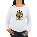 Nurnberger Family Crest Women's Long Sleeve T-Shir
