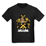 Nuffer Family Crest Kids Dark T-Shirt