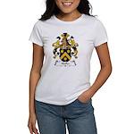 Nuffer Family Crest Women's T-Shirt