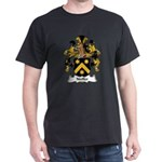Nuffer Family Crest Dark T-Shirt