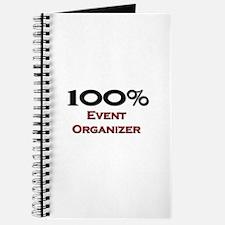 100 Percent Event Organizer Journal