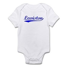 Vintage Lewiston (Blue) Infant Bodysuit
