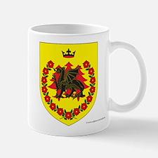 Queen of Drachenwald Mug