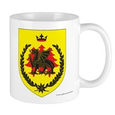 King of Drachenwald Mug