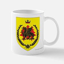 King of Drachenwald Mug