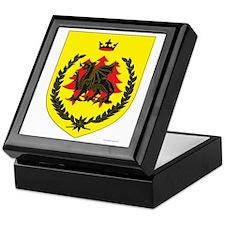 King of Drachenwald Keepsake Box