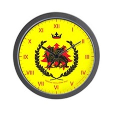 Drachenwald Wall Clock