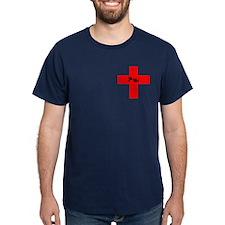 St George v The Dragon T-Shirt