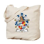 Nissen Family Crest Tote Bag