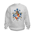 Nissen Family Crest Kids Sweatshirt