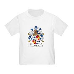 Nissen Family Crest Toddler T-Shirt