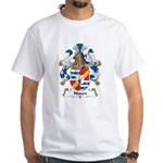 Nissen Family Crest White T-Shirt