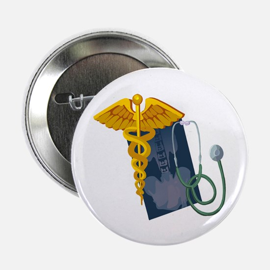 """X-ray 2.25"""" Button (10 pack)"""