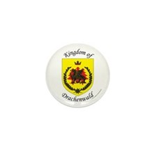 Kingdom of Drachenwald Mini Button (100 pack)
