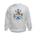 Niebuhr Family Crest Kids Sweatshirt