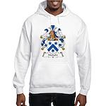 Niebuhr Family Crest Hooded Sweatshirt