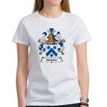 Niebuhr Family Crest Women's T-Shirt