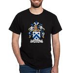 Niebuhr Family Crest Dark T-Shirt