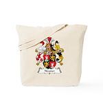 Neuner Family Crest Tote Bag