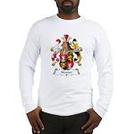 Neuner Family Crest Long Sleeve T-Shirt