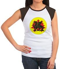 Drachenwald Populace Women's Cap Sleeve T-Shirt